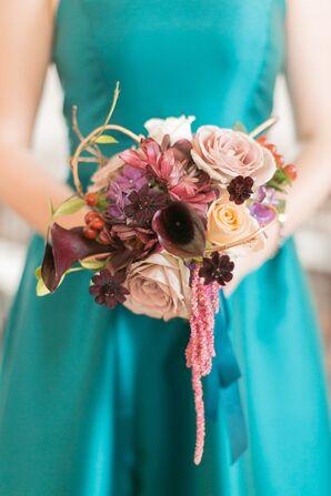 An Autumn-Inspired Bouquet
