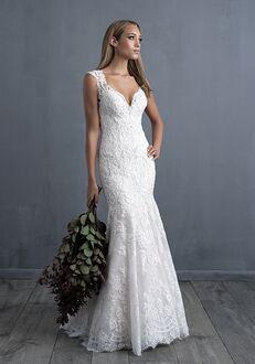 Allure Couture C490 Sheath Wedding Dress