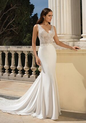 Justin Alexander 88090 Mermaid Wedding Dress