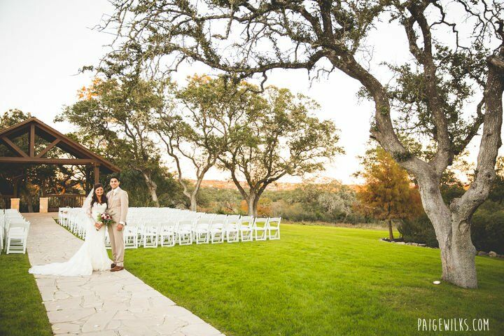 Wedding reception venues in san antonio tx the knot the milestone new braunfels junglespirit Image collections
