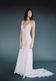 Wilderly Bride Adelaide Sheath Wedding Dress