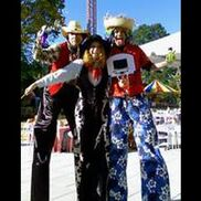 New York City, NY Stilt Walker | STILTS!