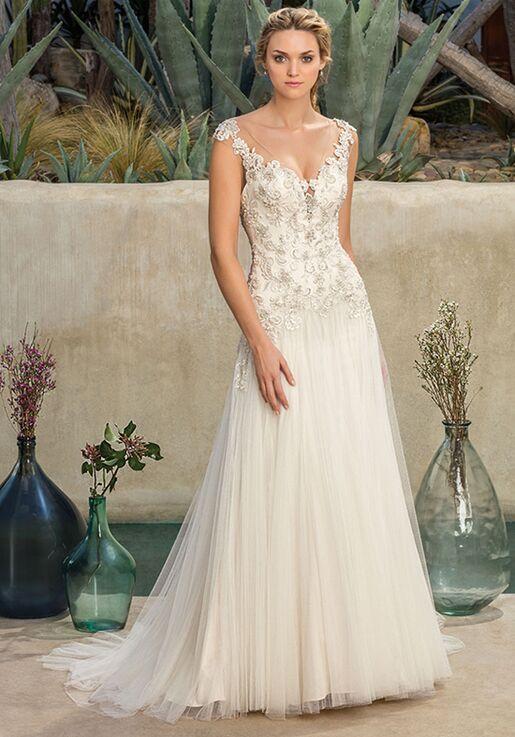96469dacf78 Casablanca Bridal Style 2305 Madrona Wedding Dress - The Knot