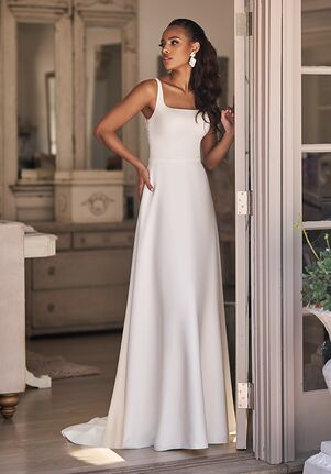 Moonlight Tango T925 A-Line Wedding Dress