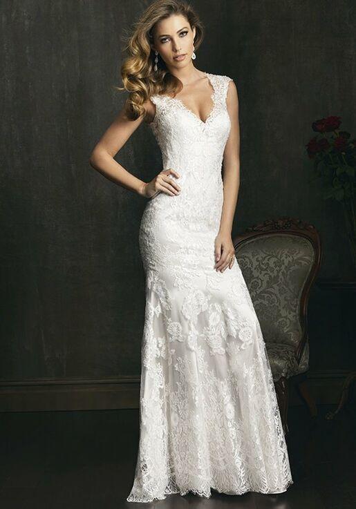 Allure Bridals 9068 Wedding Dress The