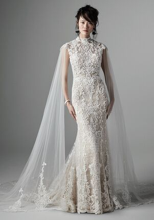 Sottero and Midgley ZINNIA Sheath Wedding Dress