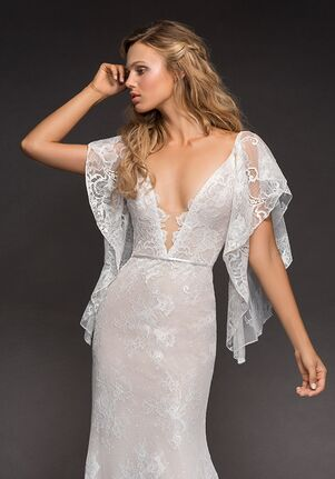 Hayley Paige 6813-Frida Mermaid Wedding Dress