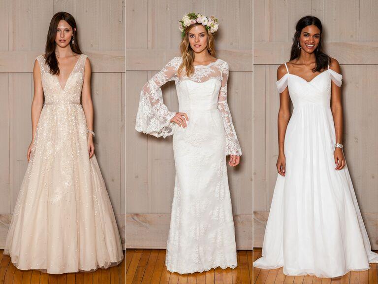 David Bridal S Fall 2016 Wedding Dresses