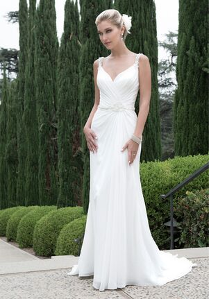Pallas Athena PA9218 A-Line Wedding Dress
