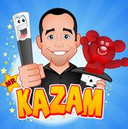 DuBois, PA Magician | Mr. Kazam Magic