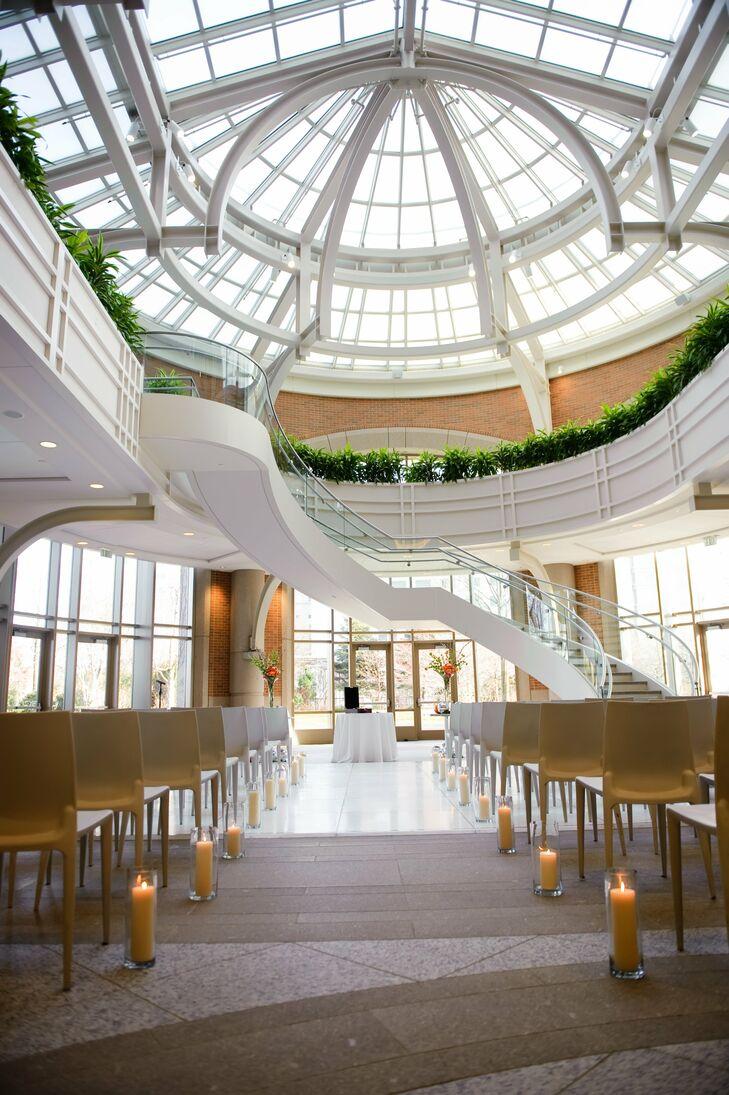 Seaport East Wintergarden Atrium