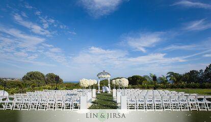 Laguna Cliffs Marriott Resort And Spa Reception Venues Dana