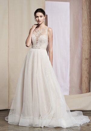 Justin Alexander Signature Dahlia A-Line Wedding Dress