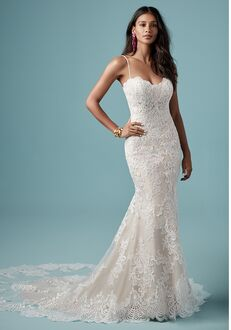 Maggie Sottero KIERA Sheath Wedding Dress