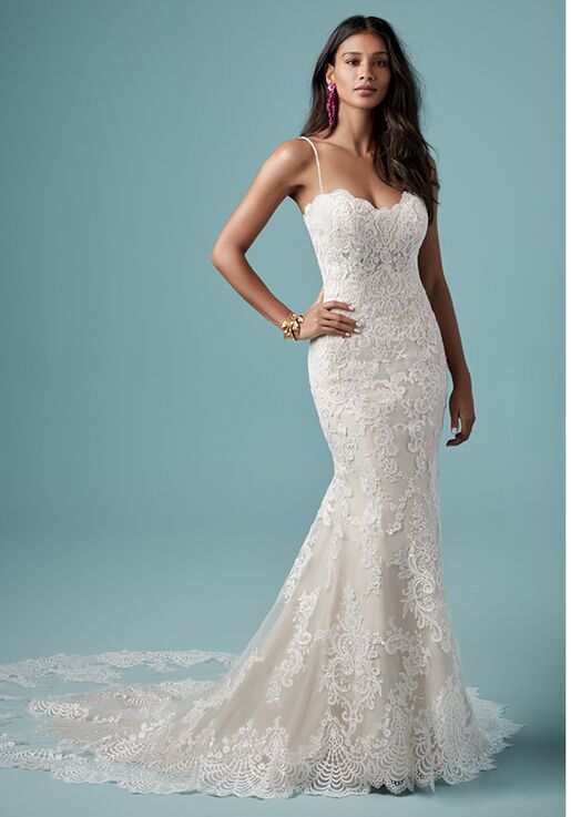 Maggie Sottero Kiera Wedding Dress The Knot