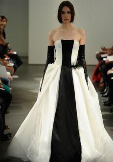 Vera Wang Spring 2014 Look 17 Ball Gown Wedding Dress