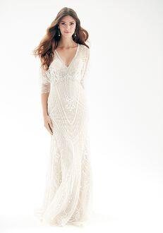 Madison James MJ404 Sheath Wedding Dress