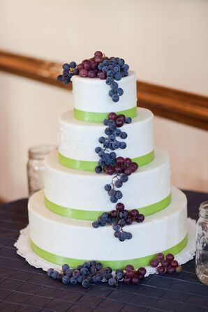 Lime Green Wedding Cakes Desserts