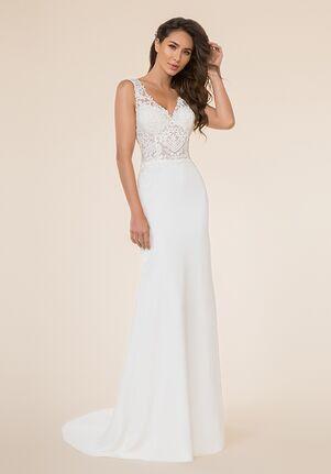 Moonlight Tango T870 Mermaid Wedding Dress