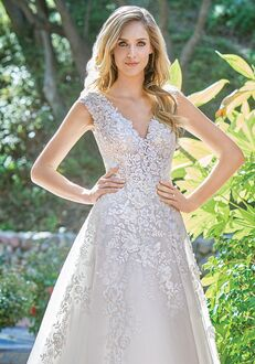 Jasmine Bridal F201065 A-Line Wedding Dress