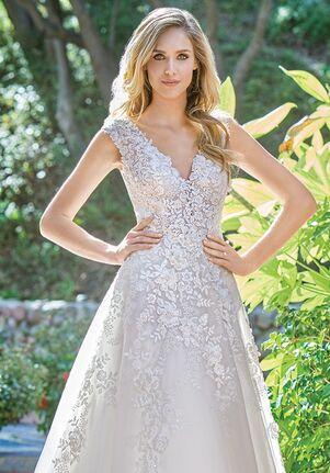 Jasmine Bridal F201065 A-Line Wedding Dress