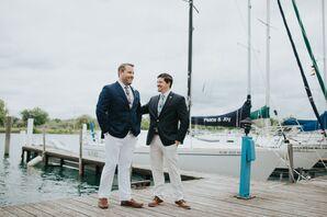 Nautical Groom Style