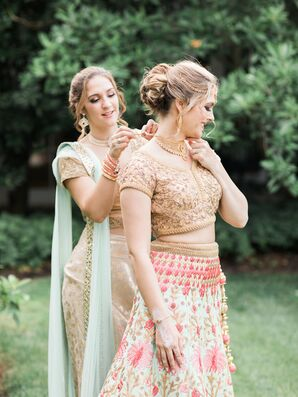 Elegant Indian Wedding Dress