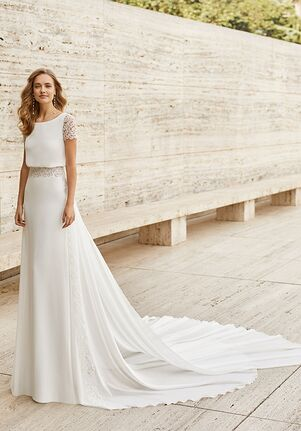 Rosa Clará Couture ELAM A-Line Wedding Dress