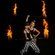 Boston, MA Fire Dancer | Cirque de Light - Fire, LED and Circus Performance