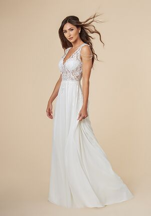 Moonlight Tango T849 A-Line Wedding Dress