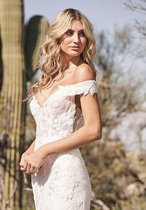 Lillian West 66160 A-Line Wedding Dress