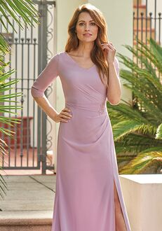 Jade Mother of the Bride by Jasmine J205054 Pink Mother Of The Bride Dress