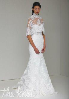 Monique Lhuillier Arielle Mermaid Wedding Dress