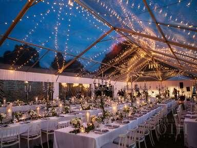 Wedding designed by Ron Wendt