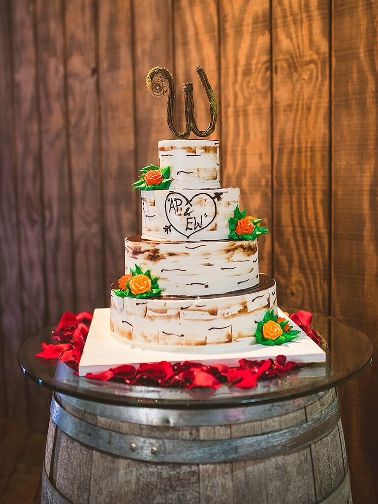 Fall Wedding Cakes.17 Gorgeous Fall Wedding Cakes