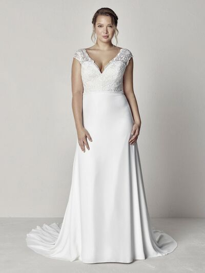 Blush and Blue Bridal
