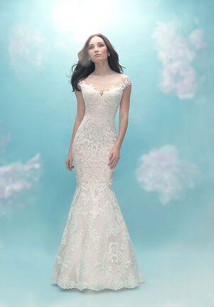 Allure Bridals 9474 Wedding Dress