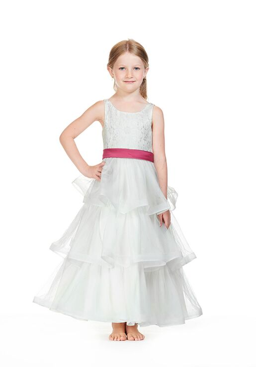 fe0c862b3ed Bari Jay Flower Girls F0418 Flower Girl Dress - The Knot