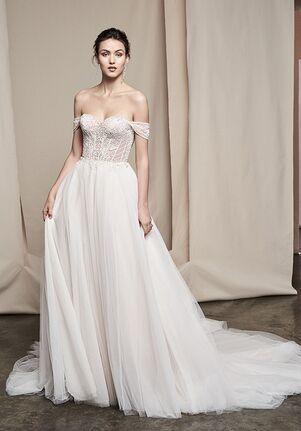 35e7785277 Justin Alexander Signature ASTER Ball Gown Wedding Dress