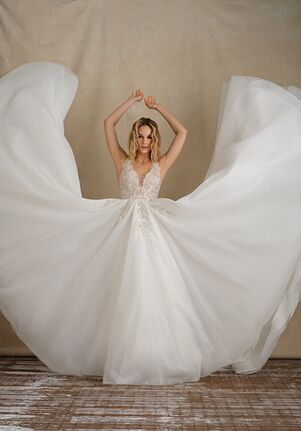 Michelle Roth for Kleinfeld Allie Wedding Dress
