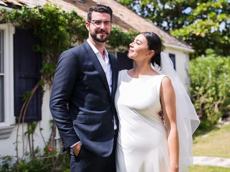 Lauren Chan wedding