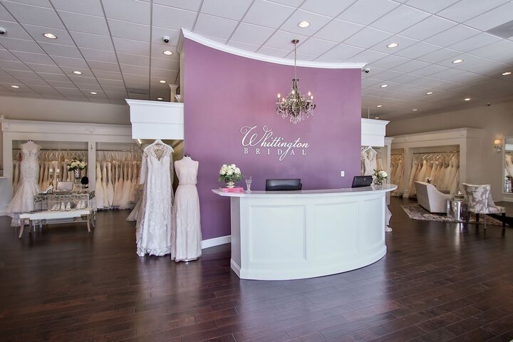 Whittington bridal kingwood tx for Wedding dress shops reading