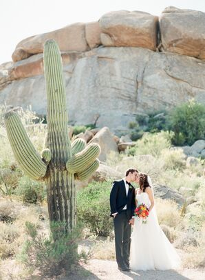A Desert Wedding