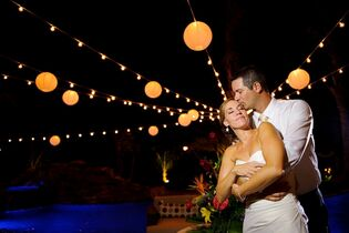 wedding lighting in tampa fl the knot