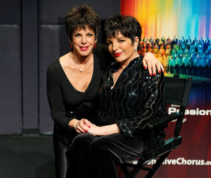 Liza Minnelli Impersonator Tribute Act - Liza Minnelli Tribute Act - Las Vegas, NV