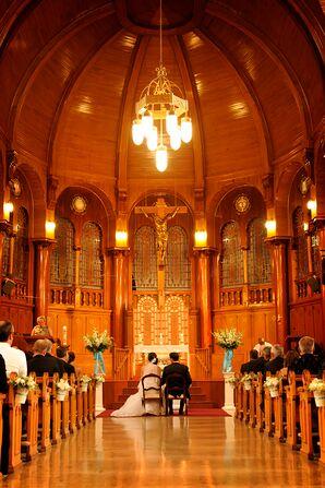 Embrun Catholic Church Traditional Ceremony
