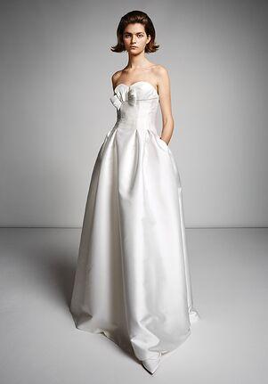 Viktor&Rolf Mariage SCULPTURAL MIKADO GOWN A-Line Wedding Dress