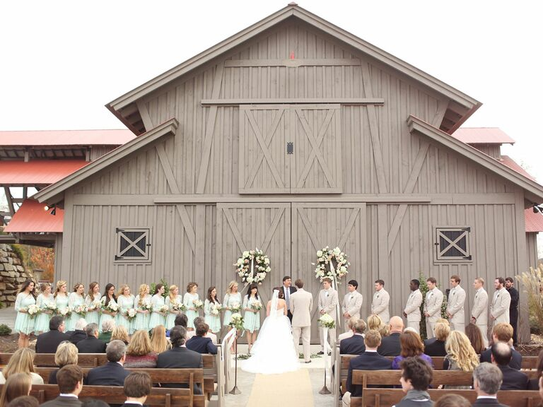 Russel Lands on Lake Martin Alabama wedding venue