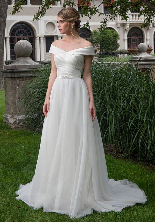 4caddb6021 Mary s Bridal Moda Bella MB2015 Wedding Dress - The Knot
