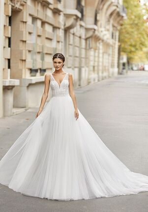 Rosa Clará TIER A-Line Wedding Dress